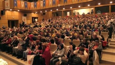 AK Parti Genel Başkan Yardımcısı Yazıcı, partisinin kongre sürecini değerlendirdi (1) - RİZE