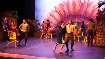'Arda Boyları' balesi sahnelendi - TOKAT