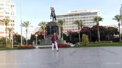 Atatürk'ü gören Şevki Figen: 'Onu gördüğüm için kendimi şanslı hissediyorum' - İZMİR