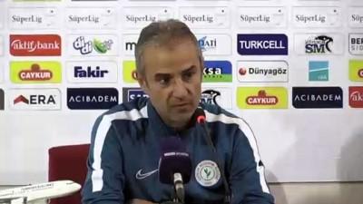 Çaykur Rizespor-Antalyaspor maçının ardından - RİZE
