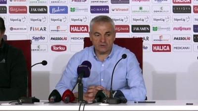 Demir Grup Sivasspor-İttifak Holding Konyaspor maçının ardından - SİVAS