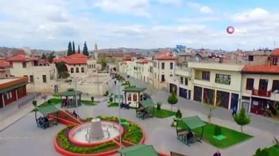 plato -  Gaziantep'in tarihi konakları dizi ve filmler için set oldu