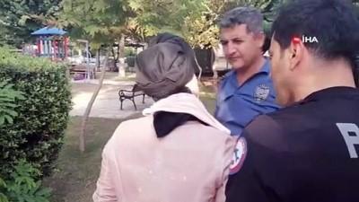 calisan kadin -  Manavgat'ın İsveçli 'özgür kızı' polisi çileden çıkardı
