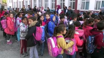 rehber ogretmen - Şanlıurfa'nın sınır ilçelerindeki okullarda telafi eğitimi (1)