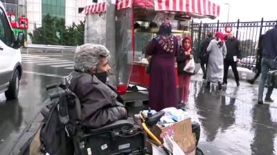 Yağmur'da ekmek mücadelesi yürekleri yaktı