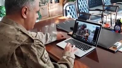 Ardahan Jandarma Komutanı Özdem, AA'nın 'Yılın Fotoğrafları' oylamasına katıldı