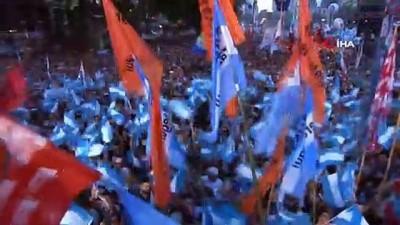 devlet baskanligi -  - Arjantin'in yeni devlet başkanı görevi devraldı - Alberto Fernandez: 'Açlığı sona erdireceğiz'