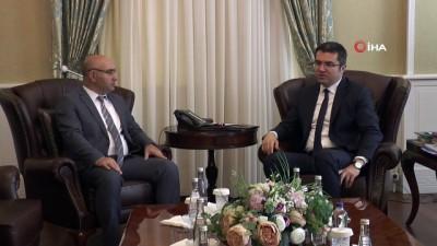"""dogalgaz hatti -  Azerbaycan Başkonsolosu Guliyev: """"Vatandaşlarımızın ilk tercih ettiği ülke Türkiye'dir"""""""