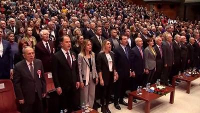 CHP Genel Başkanı Kemal Kılıçdaroğlu partisinin 'Vefa Ödülleri'ne katıldı