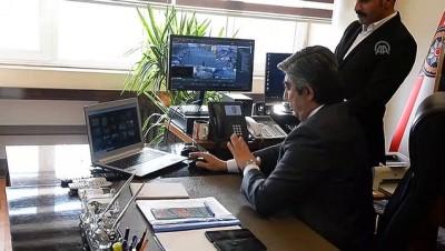 Emniyet Müdürü Göllüce, AA'nın 'Yılın Fotoğrafları' oylamasına katıldı - IĞDIR