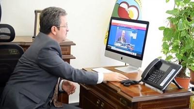 Iğdır Valisi Ünlü, AA'nın 'Yılın Fotoğrafları' oylamasına katıldı - IĞDIR