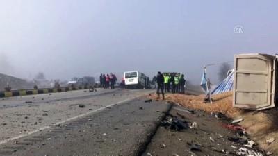 Kastamonu'da trafik kazası: 3 ölü (1)