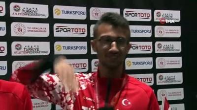 "gumus madalya -  Kros Milli Takımı'ndan mesaj: ""Gururluyuz"""