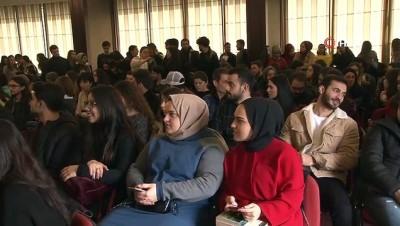 """Maltepe'de """"Toplumsal Cinsiyet Eşitliği ve Kadın Hakları"""" söyleşisi düzenlendi"""