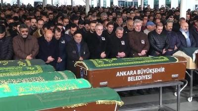 Okulda rahatsızlanarak hayatını kaybeden ilkokul öğrencisinin cenazesi toprağa verildi - ANKARA