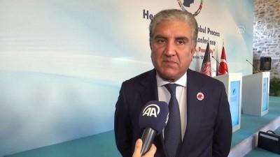 Pakistan FM: Istanbul talks on Afghanistan sets tone for future - ISTANBUL