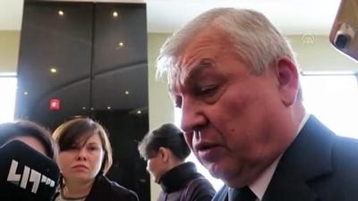 Suriye konulu 14. Garantörler Toplantısı - Putin'in Suriye Özel Temsilcisi Lavrentiev - NUR SULTAN