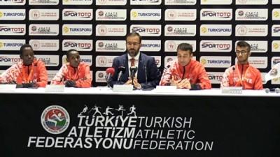 gumus madalya - TAF Başkanı Fatih Çintimar Avrupa Kros Şampiyonası'nı değerlendirdi - İSTANBUL