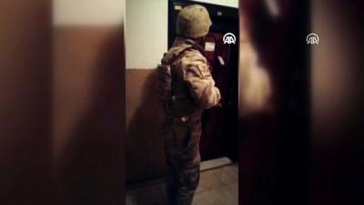 Terör örgütü DEAŞ operasyonu: 4 gözaltı - MALATYA