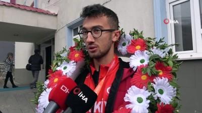 gumus madalya - Bitlisli genç Portekiz'de Avrupa ikincisi oldu