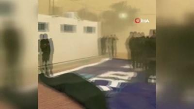 - Şiddetli rüzgar İsrail'de askeri üssü vurdu - 4 asker yaralandı