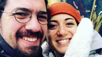 kayip dagci -  Uludağ'da kayıp iki dağcıdan Mert Alparslan'ın eşi konuştu