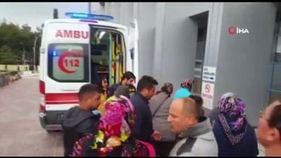 Burdur'a öğrencilerin gıda zehirlenmesi iddiası