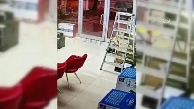İş yerinden hırsızlık iddiasına gözaltı - BOLU