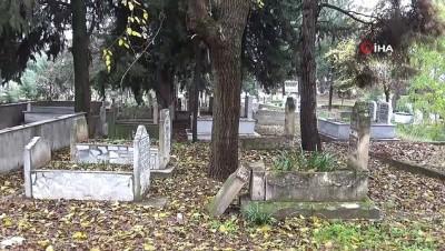 İstiklal Savaşı gazilerinin mezarları bakım bekliyor