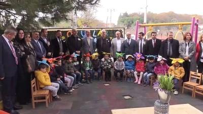Okullar atık malzemelerle çiçek açıyor - YALOVA
