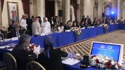 genel kurul - Asya Parlamenter Asamblesi 12. Genel Kurulu Antalya'da başladı