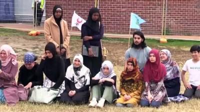 etnik koken - Avustralya'da Türk Okçuluğu Eğitimine yoğun ilgi - MELBOURNE