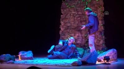 'Bir Kuyu Üç Yusuf' oyunu Bahçelievler'de ilk kez sahnelendi - İSTANBUL
