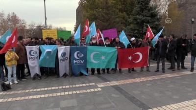 Doğu Türkistan Milli Meclis Başkanı Tümtürk: 'Davamıza sahip çıkan ülke, Türkiye' - KAYSERİ