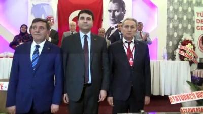 DP Genel Başkanı Uysal, Demokrat Parti Afyonkarahisar İl Kongresine katıldı - AFYONKARAHİSAR