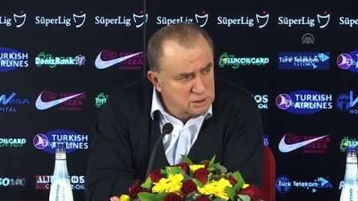 Galatasaray - MKE Ankaragücü maçının ardından - Fatih Terim (1) - İSTANBUL