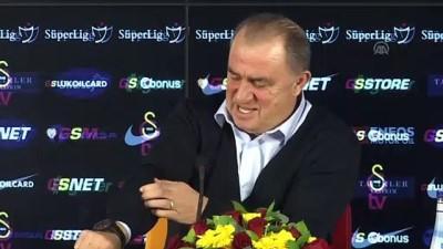 Galatasaray - MKE Ankaragücü maçının ardından - Fatih Terim (3) - İSTANBUL