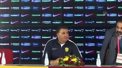 Galatasaray - MKE Ankaragücü maçının ardından - Mustafa Kaplan - İSTANBUL