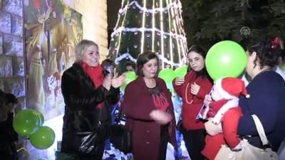 Gazze'de Noel Kutlamalarına doğru
