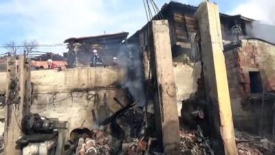 Boyabat'ta yangın - SİNOP