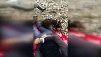 Konya'da hayatını kaybeden avcı için UMKE ekipleri seferber oldu
