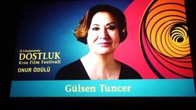 Uluslararası Dostluk Kısa Film Festivali'nde ödüller sahiplerini buldu - İSTANBUL