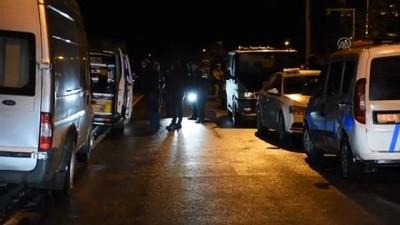 Yazıhan İlçe Emniyet Amirliği binasına 'silahlı saldırı yapıldığı' iddiaları - MALATYA