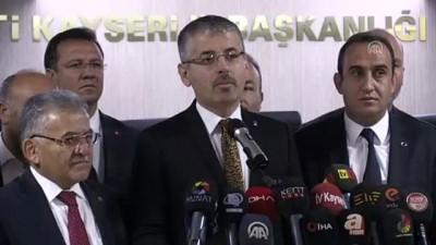 yerel secim - İncesu Belediye Başkanı İYİ Parti'den AK Parti'ye geçti - KAYSERİ