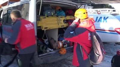kayip dagci -  Kayıp amatör dağcılar için 15.günde büyük seferberlik