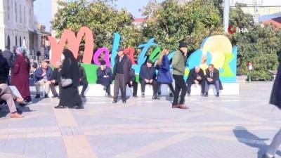 Malatyalılardan 'Kürecik Üssü' konusunda Cumhurbaşkanı Erdoğan'a destek