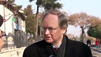 serbest dolasim - AB Türkiye Delegasyonu Başkanı Berger, Türkiye ve AB ilişkilerini değerlendirdi - KONYA