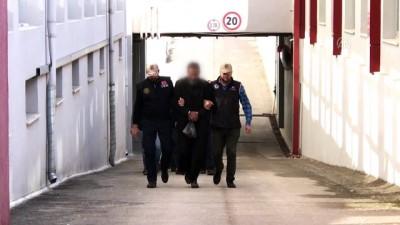 ozel harekat polisleri - Adana'daki DEAŞ operasyonunda bir kişi tutuklandı, 5 kişi sınır dışı edildi - ADANA