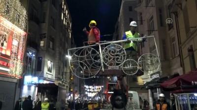 Her Açıdan - İstiklal Caddesi yeni yıla hazırlanıyor - İSTANBUL