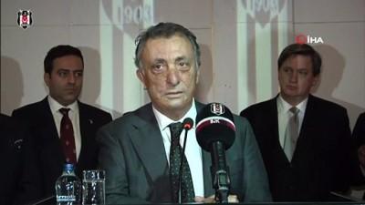 Çebi, Ankaralı Beşiktaşlılar ile bir araya geldi